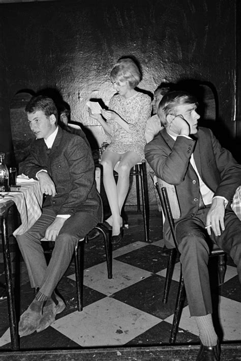 Down At The Nightclub - Billy Monk's Sixties Photos
