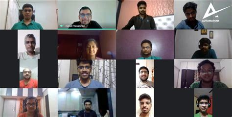 Team Automatons - Science, Technology & Engineering - Pune