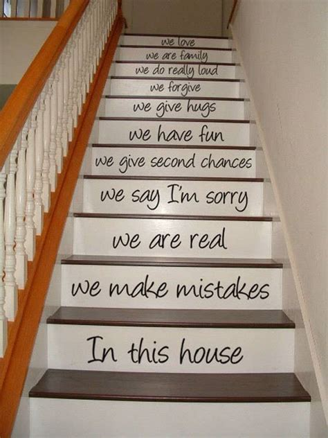 Top 25 Home Stairs Decorating DIY Projects | Architecture