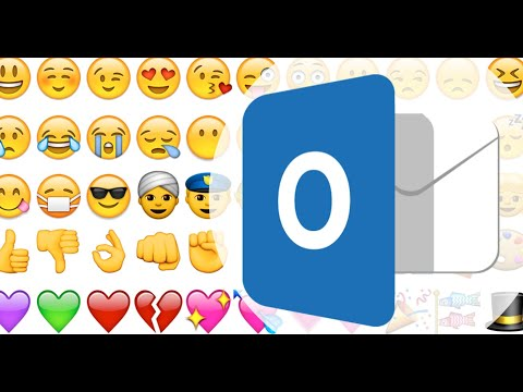 Outlook/Office 2016 (or 365) - how to revert smileys to
