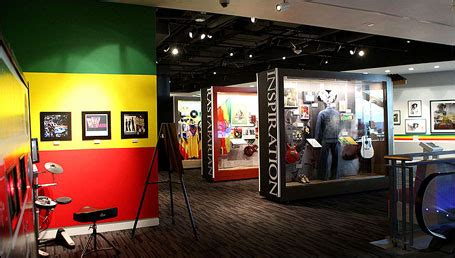 Bob Marley Exhibit Goes On Display At The Grammy Museum