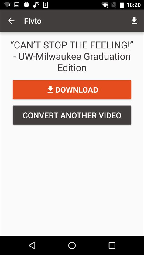 Flvto YouTube Downloader for Android - Free download and
