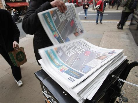 Evening Standard delivered to homes for first time in