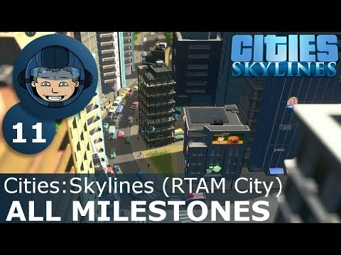 Cities Skylines Roads, Intersections and Traffic