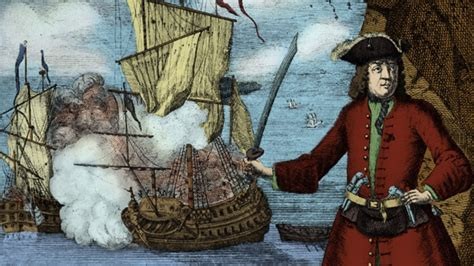 Henry Every's Bloody Pirate Raid, 320 Years Ago - History