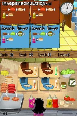 Burger Island (USA) NDS / Nintendo DS ROM Download