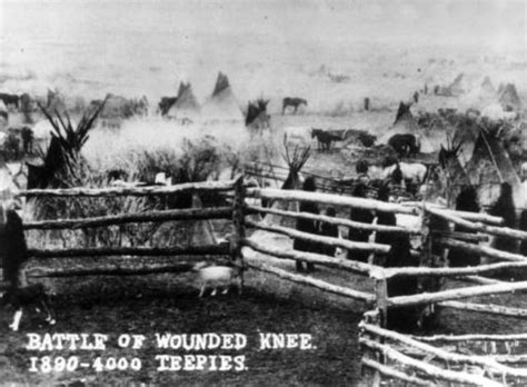 Wounded Knee | Denver Public Library History