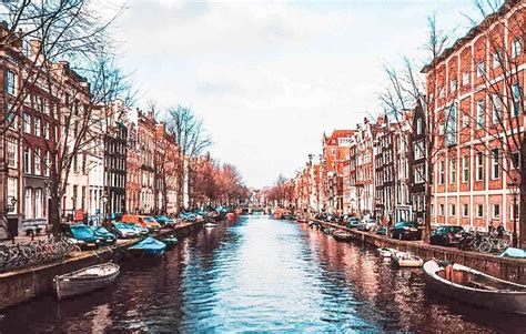 Tours in Europe   Easter in Amsterdam - Trip to the