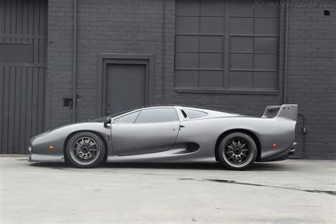 1993 - 1994 Jaguar XJ220S - Images, Specifications and