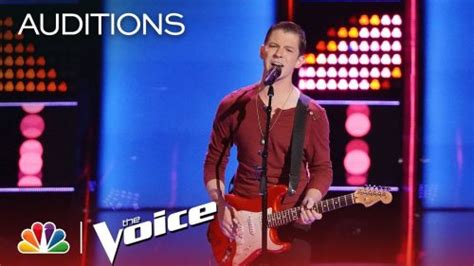 The Voice 2018 Blind Auditions: Michael Lee sings 'The