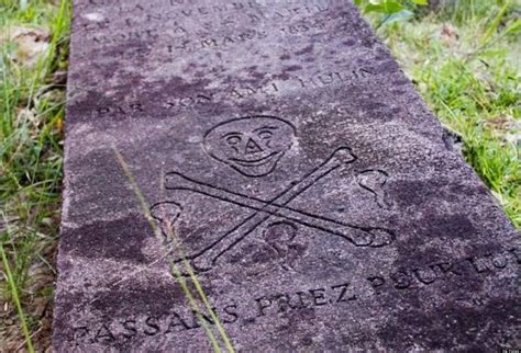 Inside The World's Only Pirate Cemetery   HuffPost