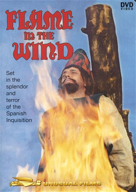 Flame in the Wind DVD - Spanish Inquisition - Bob Jones