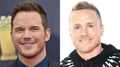 Chris Pratt and Spencer Pratt Have a 'Family Outing' With