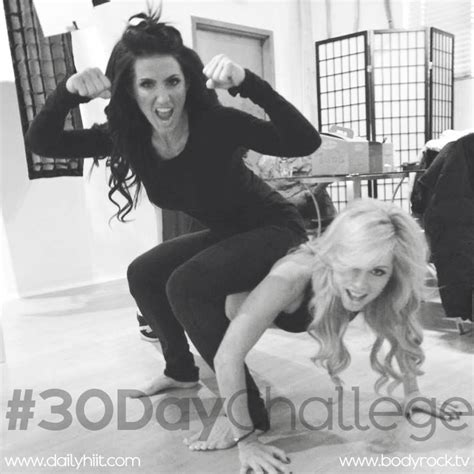 30 Day Challenge: Day 1- Videos - Gym Free Fitness | 30