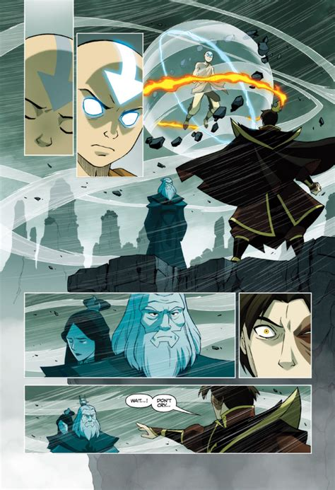 Avatar: The Last Airbender-The Promise Library Edition HC
