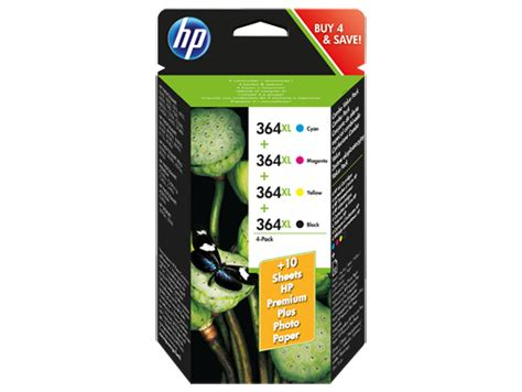 HP 364XL Ink Cartridge Combo Value Pack (SM596EE)   HP