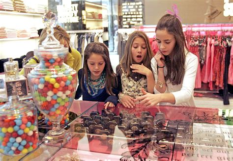 Tweens 'R' Shoppers - The New York Times