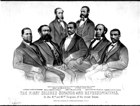 African American Men in Government (Educational Materials