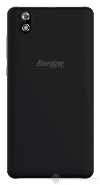 Energizer Energy S550 (2017) review and specifications