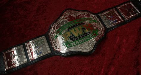PWX – Pro Wrestling Xperience Heavyweight Title   Top Rope