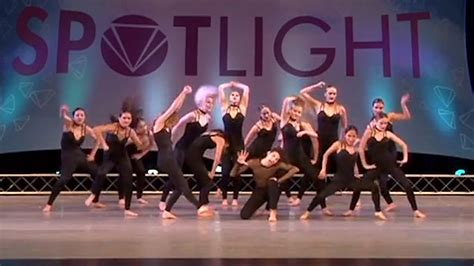 EAT, SLEEP, RAVE, REPEAT - Jazz Competition Dance - YouTube