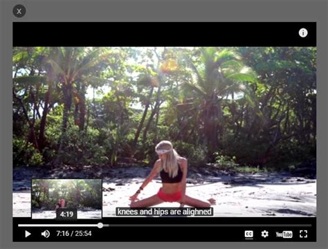 jQuery Plugin To Play / Stop Youtube Videos On Page Scroll