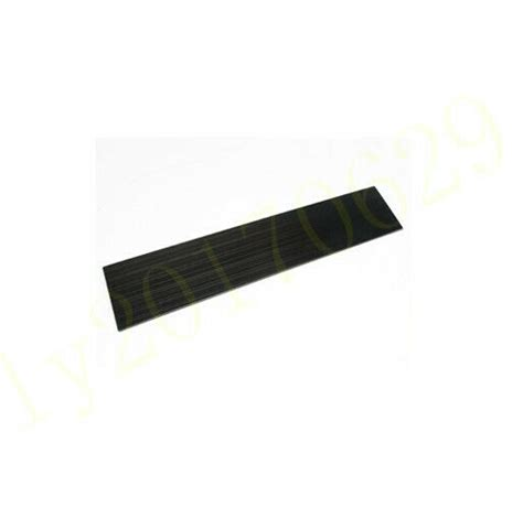 Black titanium Inner Middle Console Panel Cover For VW