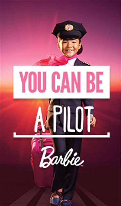You Can Be Anything   Barbie