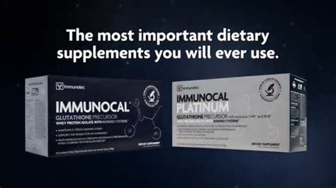 The Story of Immunocal - YouTube