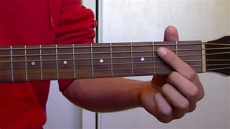 Cours de Guitare : Redemption Song (Bob Marley) - YouTube