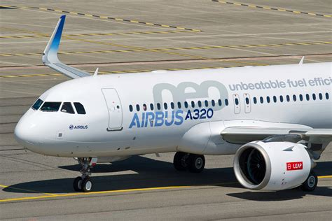 CFM LEAP-Powered A320neo Gets EASA/FAA Certification