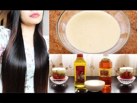 DIY Hair Mask for Frizzy Dry and Damage Hair and Hair