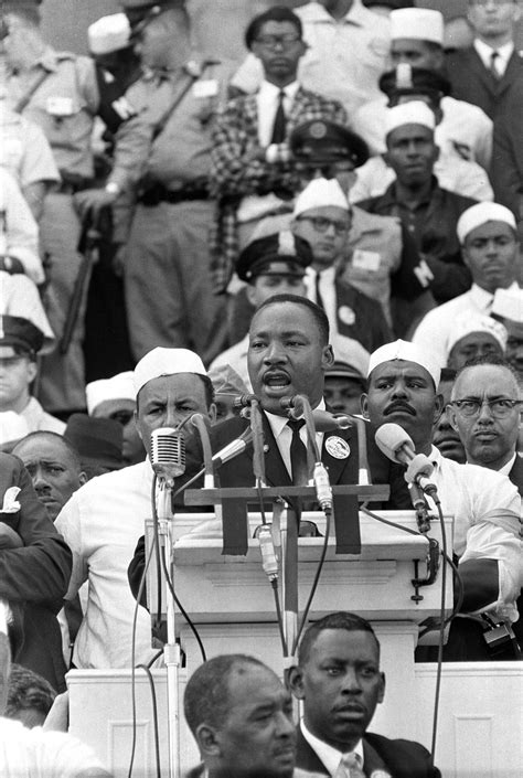 Recording of MLK's 1st 'I Have a Dream' speech discovered