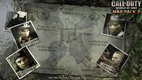 Call Of Duty Zombie Maps: How They Rank   LGG