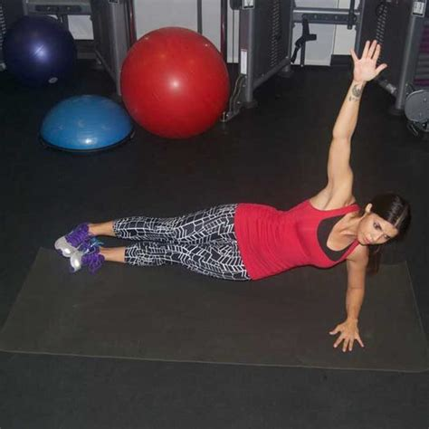Ab Workout: 10 Plank Exercise Variations for a Strong