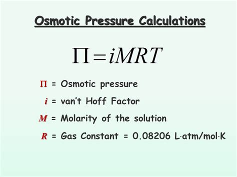 Colligative Properties of Solutions - Presentation