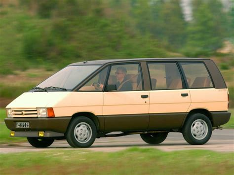 1988 Renault Espace related infomation,specifications
