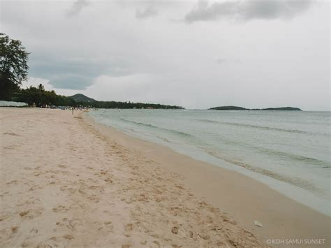 Koh Samui in October: Weather, Events and What to Expect
