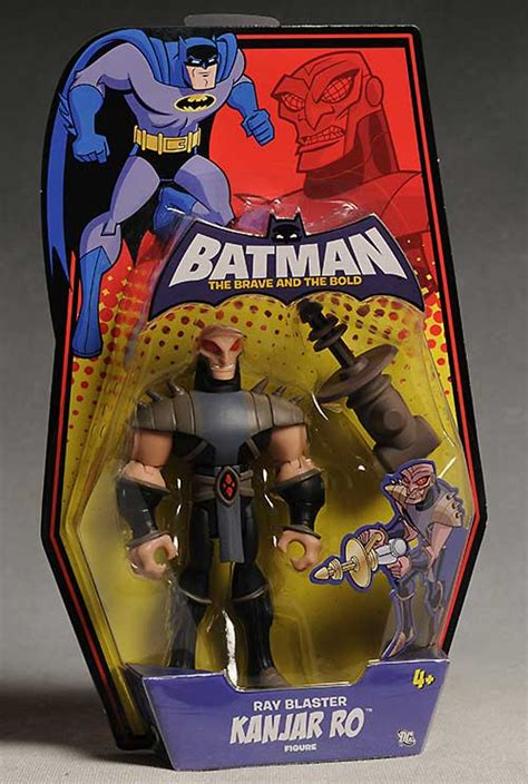Review and photos of Mattel Batman Brave and the Bold