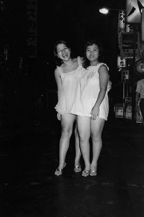 PHOTOS: Gangsters, Prostitutes And Drag Queens From Tokyo