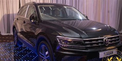 Volkswagen Unveils Four Locally Assembled Models In Ghana