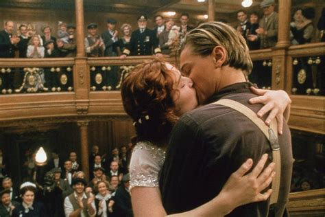 Titanic movie: director James Cameron on the ending