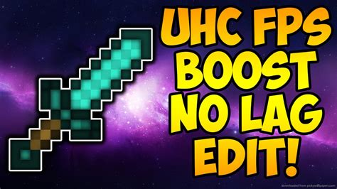 Minecraft PvP Texture Pack - UHC FPS BOOST RESOURCE PACK