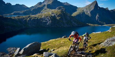Mountain biking - Official travel guide to Norway