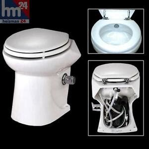 SFA Sanimarin 35 12-24 Volt weiss Boot WC Camping WC Yacht
