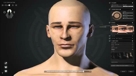 Best character creator in a game - YouTube